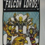 falcon lords t-shirt