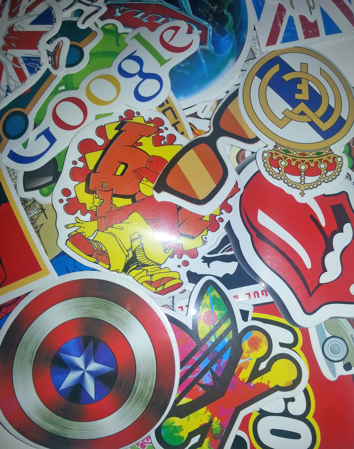Custom Die Cut Stickers For Promoting Brands And Businesses - What are custom die cut stickers