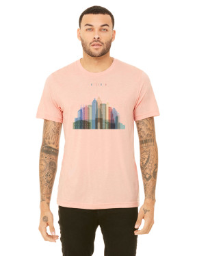 Atlanta-Skyline-Colorful-heather-peach-3001c